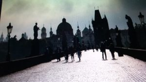 Prague: the perfect city to play in for Yeats Day... mystery and romance in abundance...